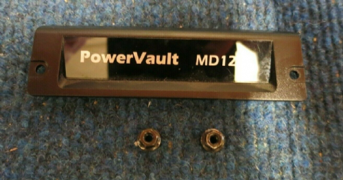 Dell 0K908K K908K PowerVault MD1220 Name Plate For Front Bezel